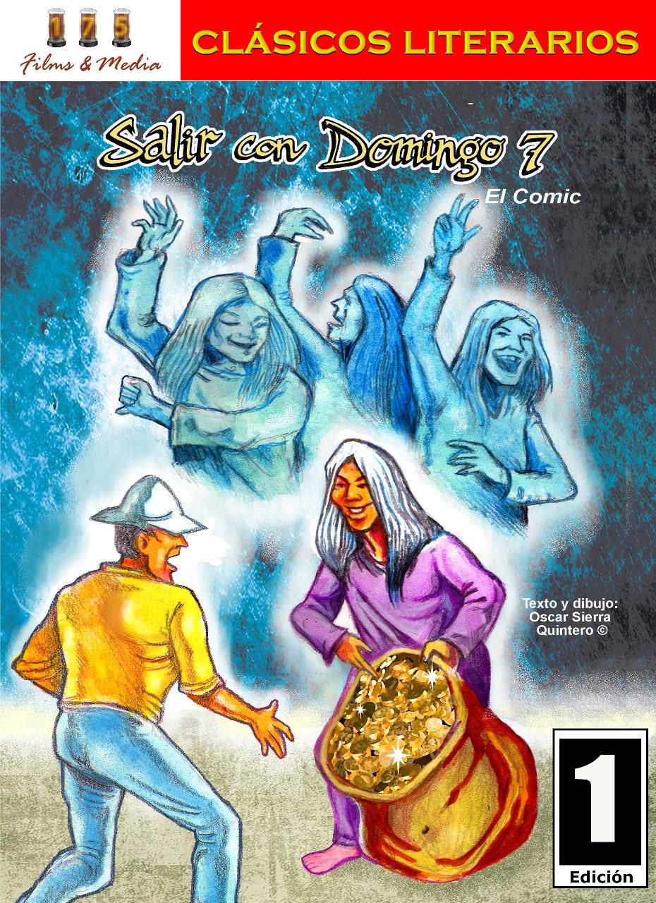Salir con Domingo 7 - Comic - US$4,99